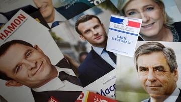 Francja wybiera prezydenta. Wynik najbardziej nieprzewidywalny od dziesięcioleci
