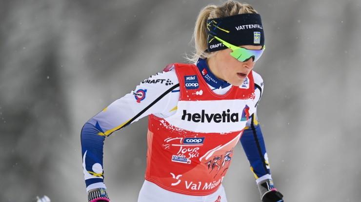 Tour de Ski: Kuriozalny uraz Fridy Karlsson. Konice marzeń o triumfie?
