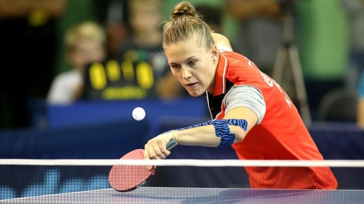 WT w tenisie stołowym: Bajor i Partyka w ćwierćfinale debla