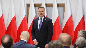 Duda: bardzo chętnie stanę do debaty z Trzaskowskim