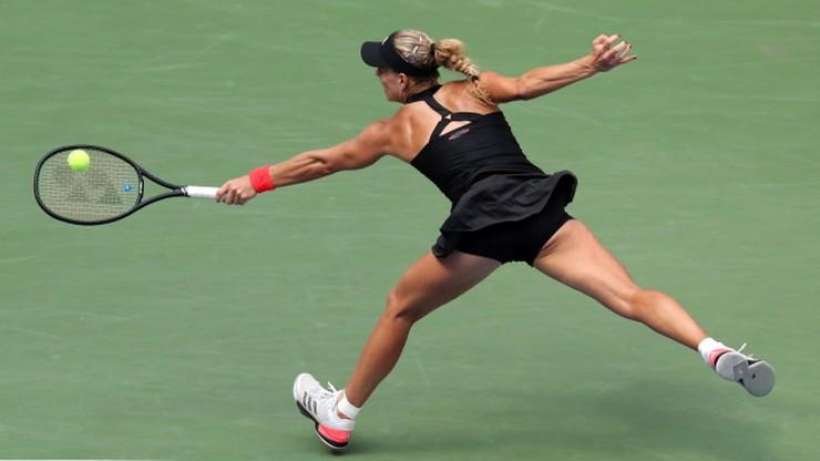 US Open: Cibulkova pokonała Kerber w 3. rundzie