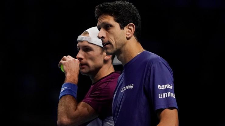 ATP w Wiedniu: Kubot i Melo zagrają w półfinale debla