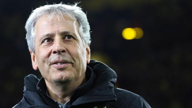 Bundesliga: Wyjaśniła się przyszłość Favre'a w Dortmundzie
