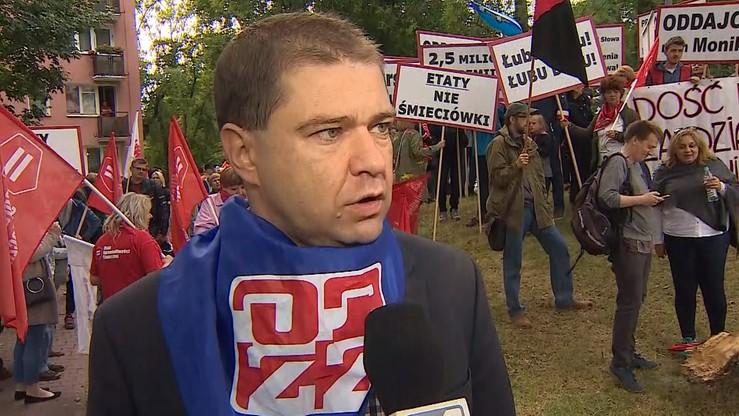 Szumlewicz: w parlamencie powinna znaleźć się reprezentacja związków zawodowych