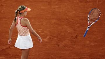 French Open: Sofia Kenin w ćwierćfinale
