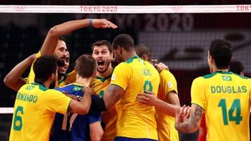 Tokio 2020: Pary półfinałowe turnieju siatkarzy