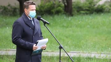 Trzaskowski musi zebrać 100 tys. podpisów. Termin wyznaczy marszałek Sejmu