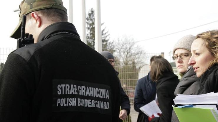 Polscy adwokaci na granicy z Białorusią. Pomagają uchodźcom