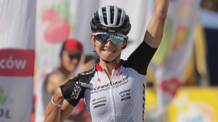 Maja Włoszczowska wywalczyła czternaste złoto MP w kolarstwie górskim