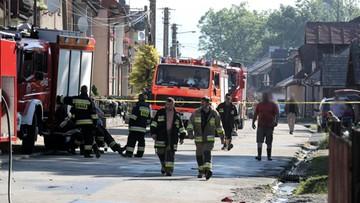 Premier Słowacji deklaruje pomoc po pożarze w Nowej Białej