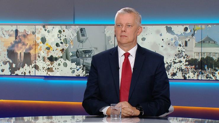 Tomasz Siemoniak: chciałbym, żeby Frasyniuk przeprosił