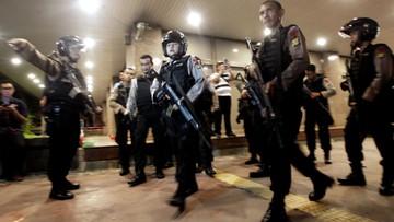 Służby Indonezji: ISIS odpowiedzialne za atak w Dżakarcie