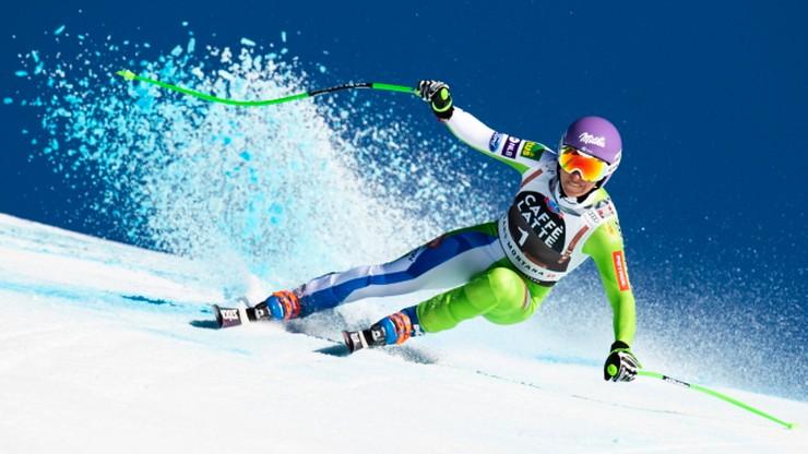 Alpejski PŚ: Koniec sezonu dla Stuhec