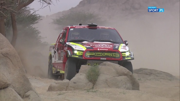 Rajd Dakar - Podsumowanie dnia (14.01)