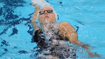 Tokio 2020: Laura Bernat odpadła w półfinale 200 m st. grzbietowym