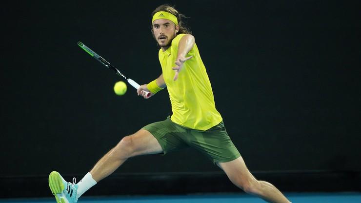 Australian Open: Miedwiediew - Tsitsipas. Relacja na żywo