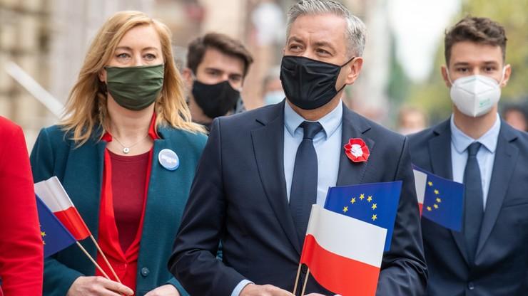 """Biedroń zachęca do udziału w wyborach. """"Przywróćmy Polskę społeczeństwu"""""""
