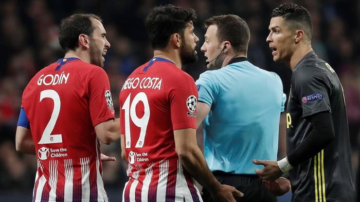 Liga Mistrzów: Juventus - Atletico Madryt. Transmisja w Polsacie Sport Premium 1