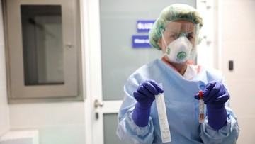 Ponad 13 tys. zakażonych koronawirusem. Najnowsze dane