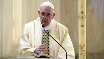 """Papież udzielił pomocy transseksualnym prostytutkom. """"Wszyscy jesteśmy dziećmi Bożymi"""""""