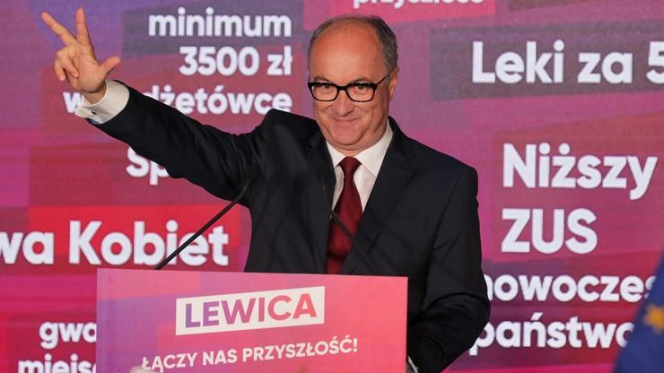 """Lewica proponuje """"Pakt dla mundurowych"""". Chce ukarać pomysłodawców ustawy dezubekizacyjnej"""