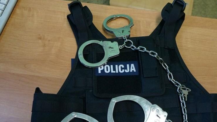 Ścigany pięcioma listami gończymi zatrzymany w Sosnowcu