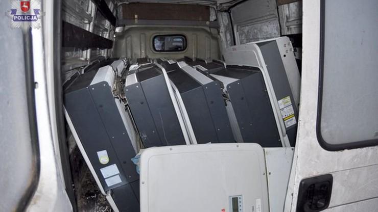 Kradli w Niemczech panele słoneczne