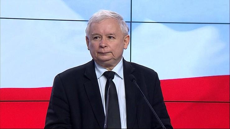 Jarosław Kaczyński: UE potrzebuje nowego traktatu. Miejsce Polski jest w Unii