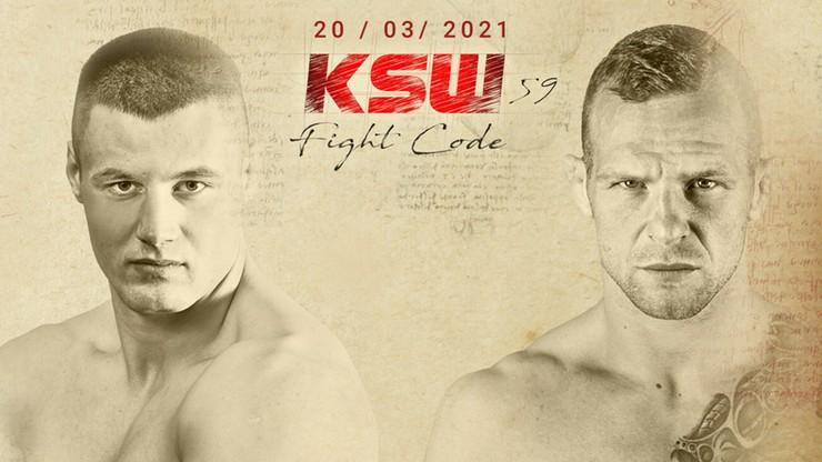 KSW 59: Krystian Kaszubowski i Michał Pietrzak dodani do rozpiski