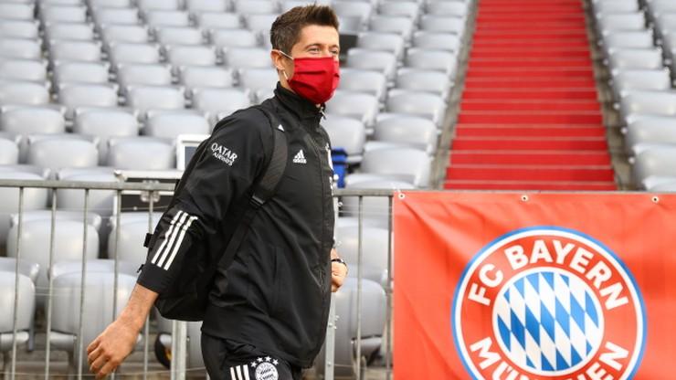 Bundesliga: Lewandowski wraca, by świętować mistrzostwo