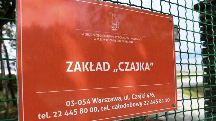 """Prokurator Krajowy połączył i objął nadzorem śledztwa ws. oczyszczalni """"Czajka"""""""