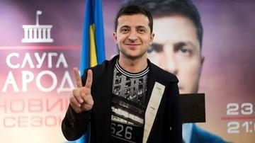 Prezydent elekt Ukrainy ukarany grzywną. W dniu wyborów złamał ciszę wyborczą