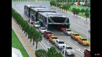 """Chińczycy wymyślili jak """"oszukać"""" korki w miastach"""