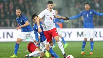 Polska U-21 - Włochy U-21: Skrót meczu (WIDEO)
