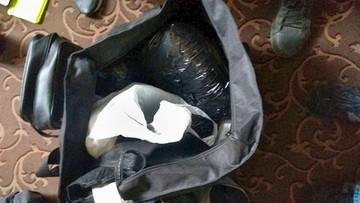 Policjanci CBŚP mieli w hotelu odpocząć po akcji. Na korytarzu wyczuli zapach marihuany