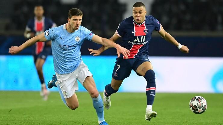 Liga Mistrzów: Manchester City - Paris Saint-Germain. Składy, wyjściowe jedenastki