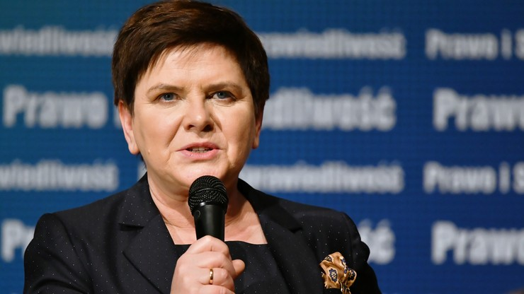 Szydło: nie może być tak, że polscy europosłowie wolą poddawać się dyktatowi innych państw