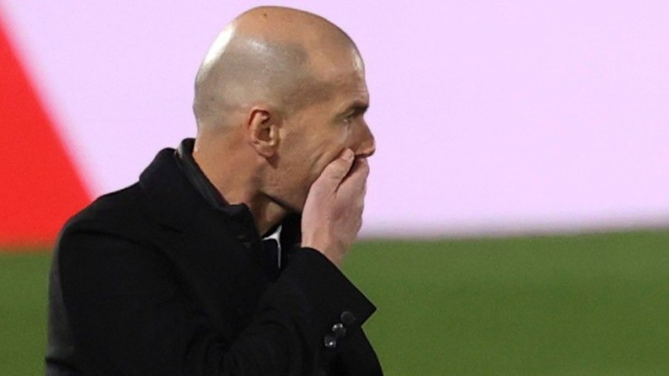 A jednak! Real Madryt podjął decyzję w sprawie Zinedine'a Zidane'a