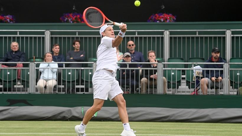 Wimbledon: Marton Fucsovics - Diego Schwartzman. Transmisja na Polsatsport.pl