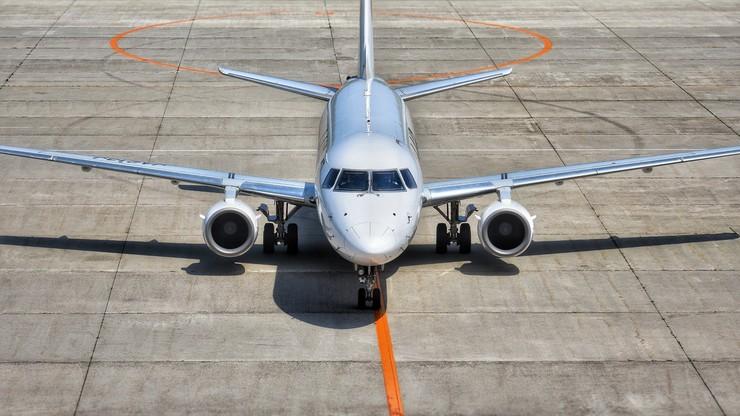 Zakaz lotów międzynarodowych. Od środy nowa lista państw