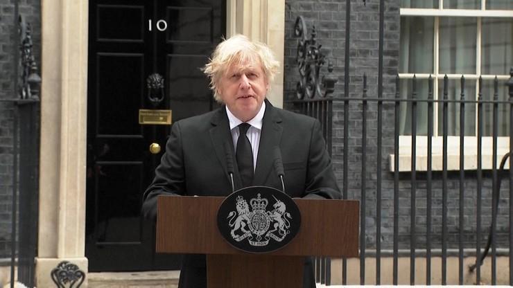 Premier Johnson nie przyjdzie na pogrzeb księcia Filipa. Wyjaśnił, dlaczego