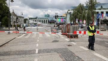 Zamknięte ulice i utrudnienia. Warszawa przygotowuje się na wizytę Trumpa