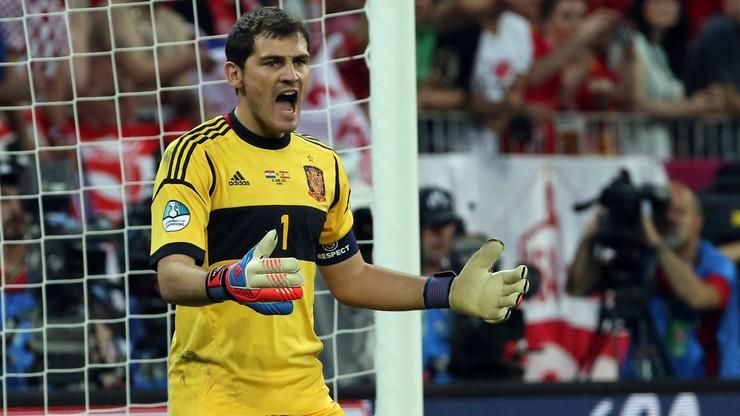 Casillas zaprzecza medialnym sensacjom. To jeszcze nie koniec kariery