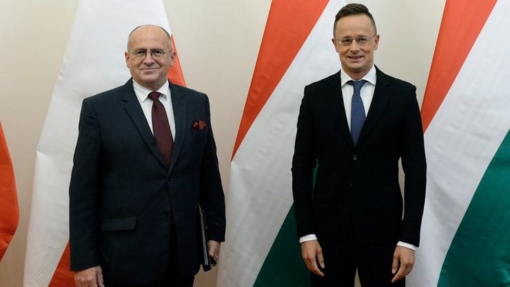 Sankcje na Białoruś. Minister spraw zagranicznych komentuje