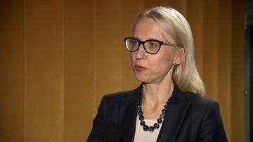 Media: rekonstrukcja rządu nie obejmie Teresy Czerwińskiej