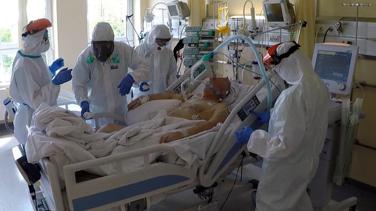 Nowe przypadki koronawirusa w Polsce. Dane ministerstwa, 9 grudnia
