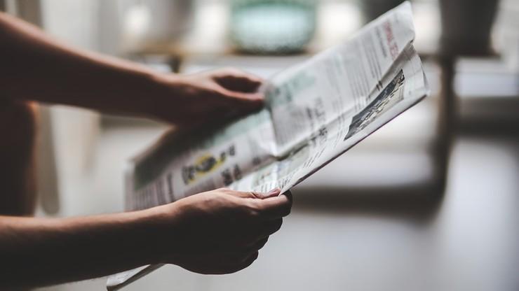 """""""Financial Times"""": sytuacja na Ukrainie niebezpieczna"""