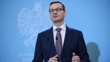 Morawiecki: wkrótce przedstawimy propozycje legislacyjne ws. bonifikat na gruntach Skarbu Państwa