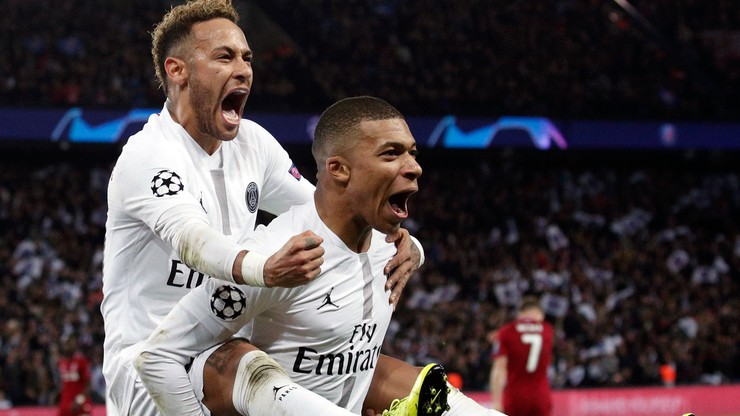 Ligue 1: Mbappe ukarany za brutalny faul