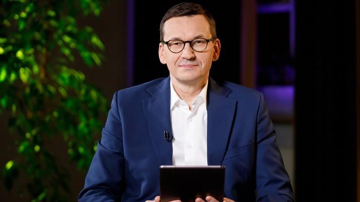 Sondaż: premier Mateusz Morawiecki z największym zaufaniem Polaków